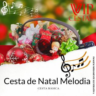 10 – Cesta de Natal bh Melodia