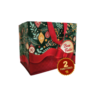 17 – Cesta de Natal online Guirlanda