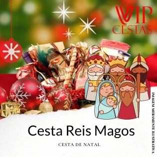 16 – Cesta de Natal bh Reis Magos