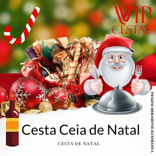 20 – Cestas de Natal para Empresas Ceia de Natal