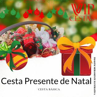 23 – Cesta de Natal Preço Presente de Natal